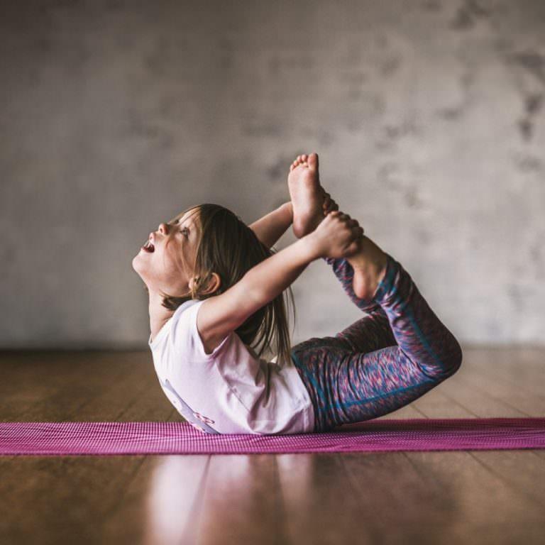 Детская йога в Москве